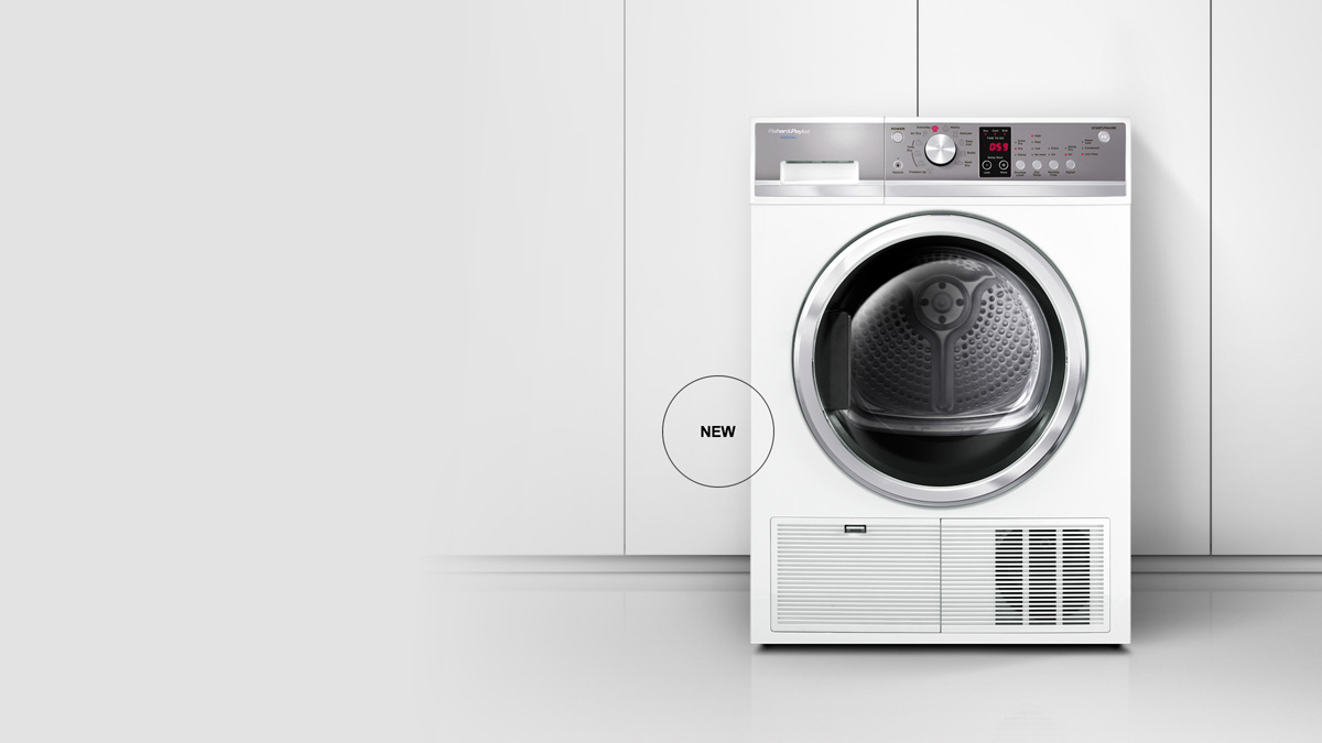 Appliances Dryers Clothes Dryers Tumble Dryers Laundry Whiteware Fisher