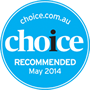 Choice recommends