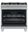 "Gas Range, 36"", 5 Burners gallery image 3.0"