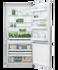 Freestanding Refrigerator Freezer, 79cm, 519L gallery image 3.0