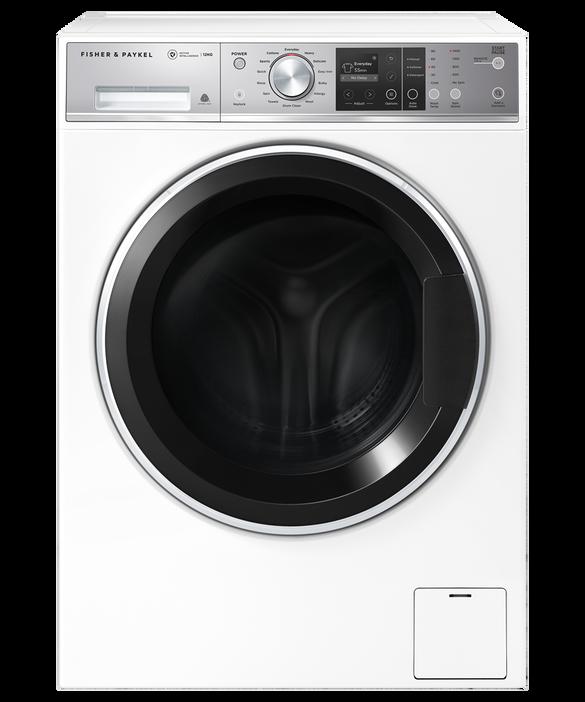 Front Loader Washing Machine, 12kg, ActiveIntelligence™, pdp