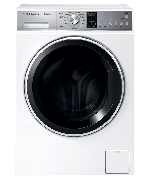 Front Loader Washing Machine, 12kg, pdp