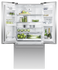 """Freestanding French Door Refrigerator Freezer, 32"""", 17 cu ft gallery image 2.0"""