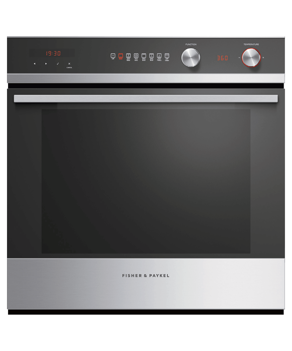 "Oven,  24"", 7 Function, Self-cleaning, pdp"