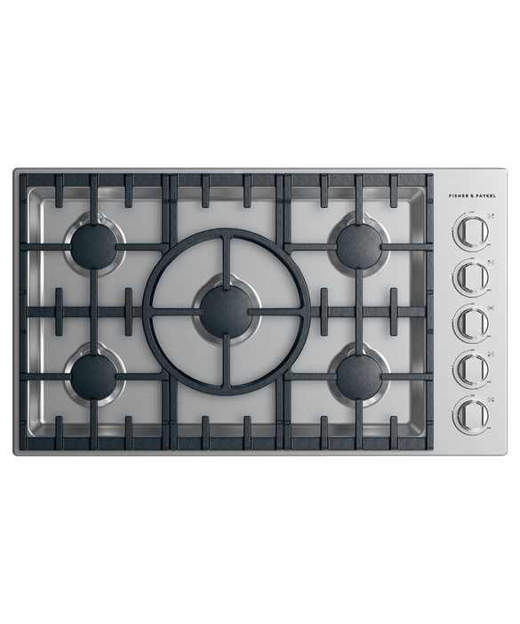 "Gas Cooktop, 36"", pdp"