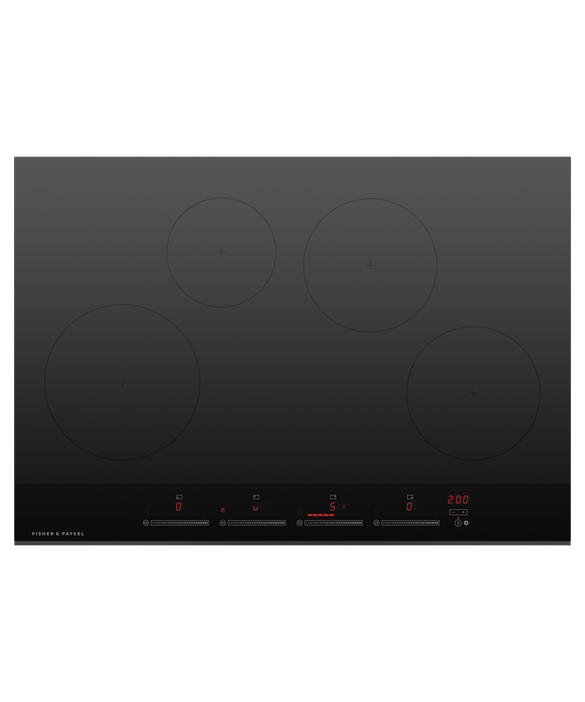 Induction Cooktop, 76cm, 4 Zones, pdp