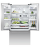 "Freestanding French Door Refrigerator Freezer, 36"", 20.1 cu ft, Ice gallery image 3.0"