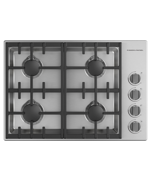 "Gas Cooktop, 30"", LPG, pdp"