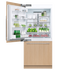 "Integrated Refrigerator Freezer, 36"", Ice gallery image 2.0"
