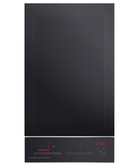 Induction Cooktop, 30cm, 2 Zones with SmartZone, pdp