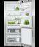 Freestanding Refrigerator Freezer, 63.5cm, 373L gallery image 2.0
