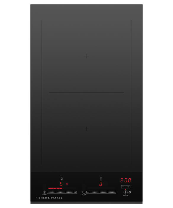 """Induction Cooktop, 12"""", 2 Zones, with SmartZone, pdp"""