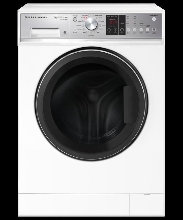 Front Loader Washing Machine, 9kg, Steam Care, pdp