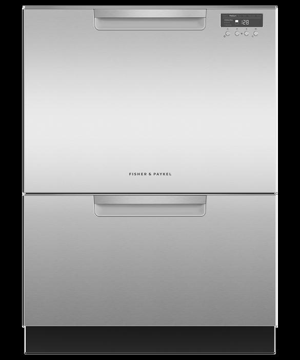 Double DishDrawer™ Dishwasher, Tall, Sanitize, pdp