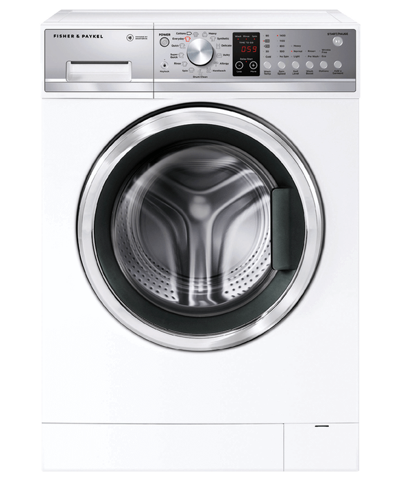 Front Loader Washing Machine, 8kg, pdp