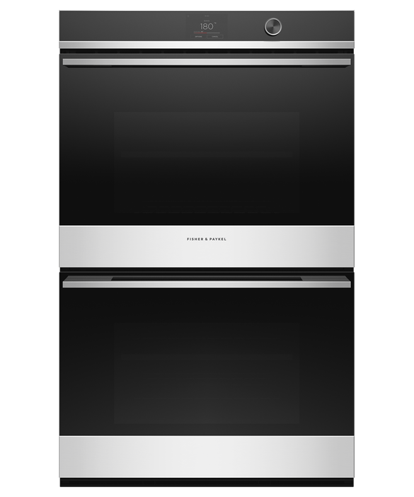 Double Oven, 76cm, 17 Function, Self-cleaning, pdp