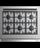 """Dual Fuel Range, 36"""", 6 Burners gallery image 2.0"""