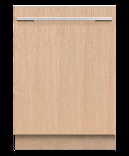 Integrated Dishwasher, Sanitise