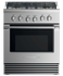 "Dual Fuel Range, 30"", 4 Burners, LPG gallery image 1.0"
