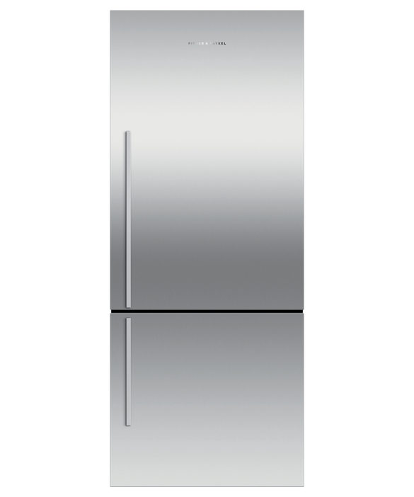 Freestanding Refrigerator Freezer, 68cm, 413L, pdp