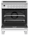 """Induction Range, 30"""", 4 Zones, Self-cleaning gallery image 2.0"""