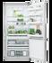 Freestanding Refrigerator Freezer, 79cm, 494L, Ice & Water gallery image 3.0