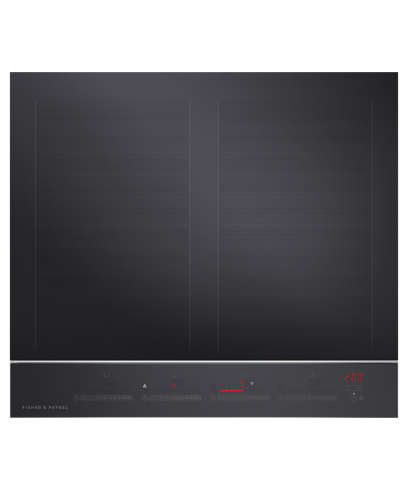 """Induction Cooktop, 24"""", 4 Zones with SmartZone, pdp"""