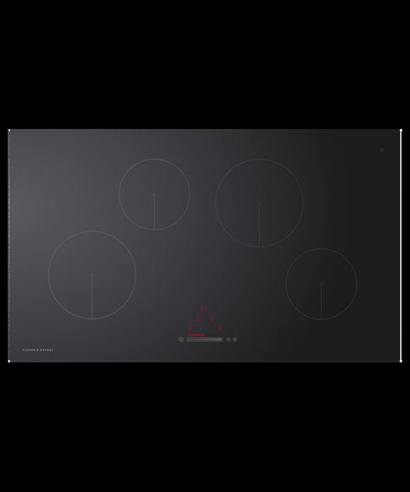 Induction Hob, 90cm, 4 Zones, pdp