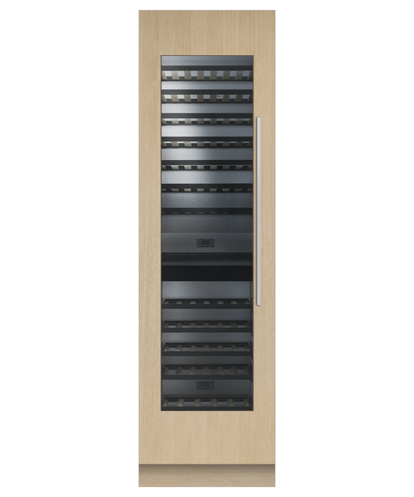 "Integrated Column Wine Cabinet, 24"", pdp"