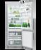 Freestanding Refrigerator Freezer, 63.5cm, 360L, Ice & Water gallery image 3.0