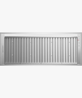 Integrated Insert Rangehood, 120cm