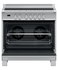 Freestanding Cooker, Induction, 90cm, 5 Zones with SmartZone gallery image 3.0