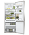 Freestanding Refrigerator Freezer, 68cm, 442L, Ice & Water gallery image 3.0