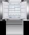 Freestanding French Door Refrigerator Freezer, 79cm, 436L, Ice & Water gallery image 3.0