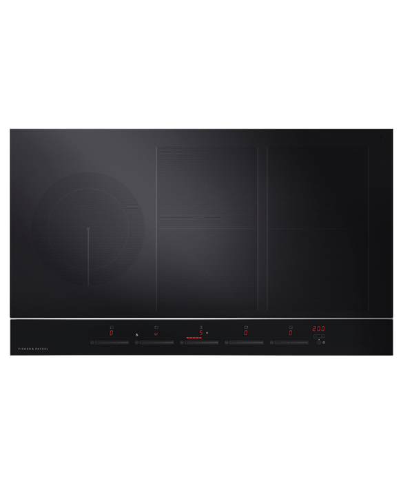 Induction Cooktop, 90cm, 5 Zones, pdp