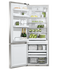 "Freestanding Refrigerator Freezer, 25"", 13.5 cu ft, Ice & Water gallery image 1.0"
