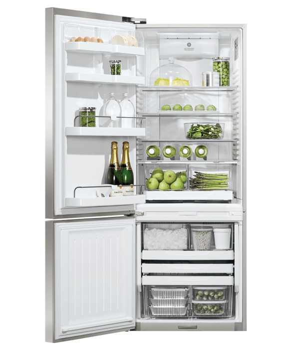 "Freestanding Refrigerator Freezer, 25"", 13.5 cu ft, Ice & Water, pdp"