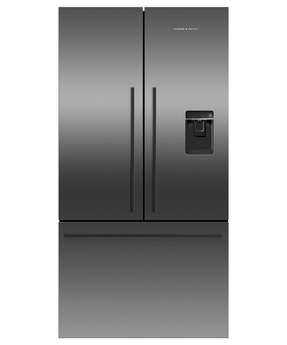"Freestanding French Door Refrigerator Freezer, 36"", 20.1 cu ft, Ice & Water, pdp"