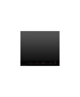 Induction Cooktop, 60cm, 4 Zones, with SmartZone