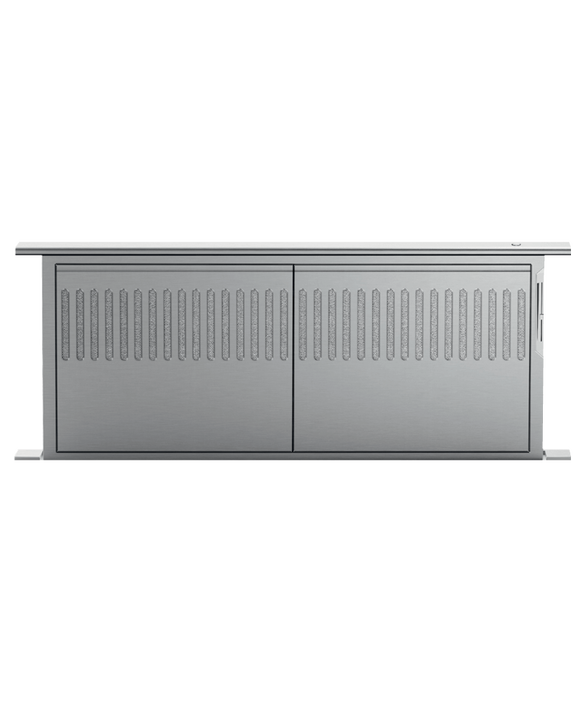 "Downdraft Range Hood, 36"", Telescopic, pdp"