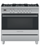 Freestanding Cooker, Dual Fuel, 90cm, 5 Burners gallery image 1.0