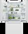 """Freestanding French Door Refrigerator Freezer, 32"""", 17 cu ft gallery image 1.0"""