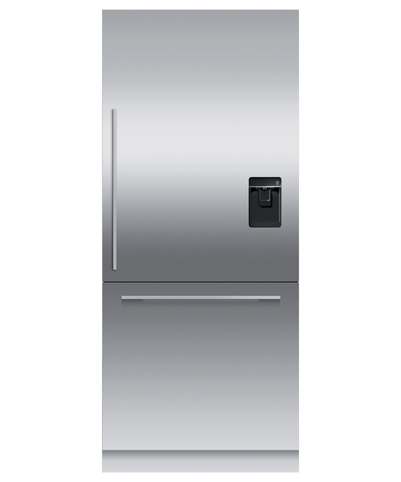 "Integrated Refrigerator Freezer, 36"", Ice & Water, pdp"
