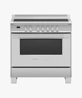 Freestanding Cooker, Induction, 90cm, 5 Zones with SmartZone