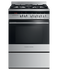 Freestanding Cooker, Dual Fuel, 60cm, 4 Burners gallery image 1.0