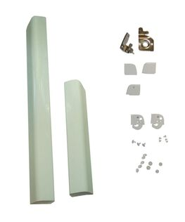 Straight Handle & Hinge Kit