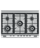 Freestanding Cooker, Dual Fuel, 90cm, 5 Burners gallery image 5.0