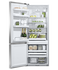Freestanding Refrigerator Freezer, 63.5cm, 364L gallery image 2.0