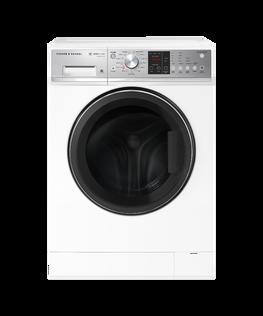Front Loader Washing Machine, 8.5kg with Steam Refresh