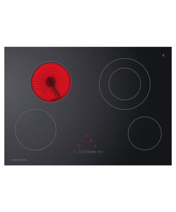 Electric Cooktop, 75cm, pdp